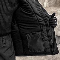 """Куртка зимняя """"RAPTOR-3"""" BLACK, фото 4"""