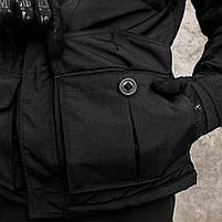 """Куртка зимняя """"RAPTOR-3"""" BLACK, фото 7"""