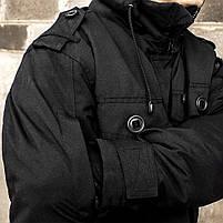 """Куртка зимняя """"RAPTOR-3"""" BLACK, фото 6"""