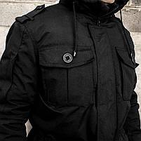 """Куртка зимняя """"RAPTOR-3"""" BLACK, фото 8"""