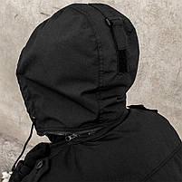 """Куртка зимняя """"RAPTOR-3"""" BLACK, фото 9"""
