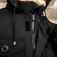 """Куртка зимняя """"RAPTOR-3"""" BLACK, фото 10"""