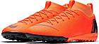 Детские сороконожки Nike MercurialX SuperflyX 6 Academy jr TF оригинал AH7344-810, фото 4