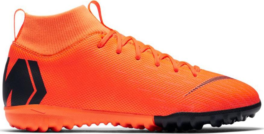 Детские сороконожки Nike MercurialX SuperflyX 6 Academy jr TF оригинал AH7344-810