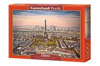 Пазл Пейзаж Парижа 1500 эл