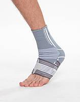 Бандаж спортивный для лодыжки Spokey Segro (830453), фиксатор голеностопного сустава, щиколотки, голеностопа