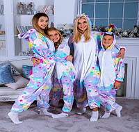Кигуруми, пижамы детские и взр...