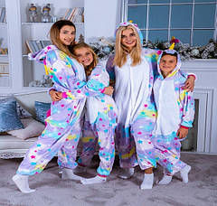 Кигуруми, пижамы детские и взрослые