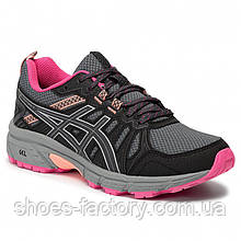 Женские кроссовки ASICS Gel-Venture 7 Carrier Grey/Silver, (Оригинал), 1012A476-021