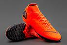 Детские сороконожки Nike MercurialX SuperflyX 6 Academy jr TF оригинал AH7344-810, фото 7
