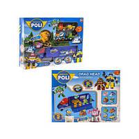 """Игровой набор """"Robocar Poli: Стройтехника"""" 6889-323A"""