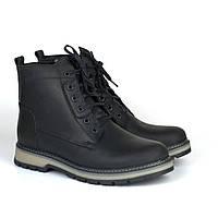 Зимние ботинки хайкеры мужские кожаные на меху Rosso Avangard 21st Centry Crazy Comfort, фото 1