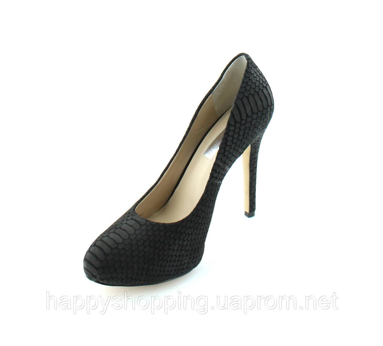 Черные туфли INC