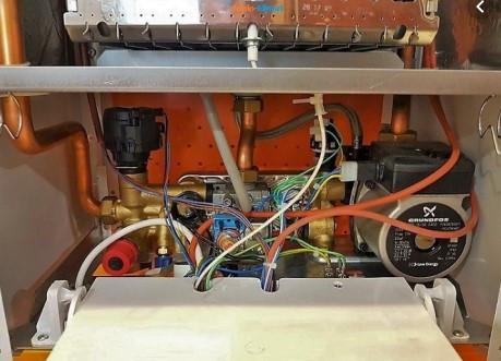 Газовый котел Hi-Therm OPTIMUS 18 кВт подключение