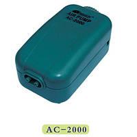 Resun AC-2000 компресор для акваріума 300 л