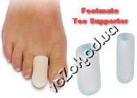 Footmate Toe Supporter ортогелевые колпачки на пальцы ноги супинатор 2 шт, фото 1