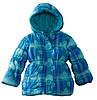 Зимняя куртка с капюшоном Pink Platinum (США) для девочки 2 года