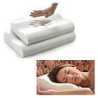 [ОПТ] Ортопедическая подушка с эффектом памяти Memory Pillow для здорового сна, фото 3
