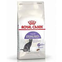 Сухой Корм Royal Canin Sterilised 37 Для Стерилизованных Котов От 1 До 7 Лет, 4 Кг