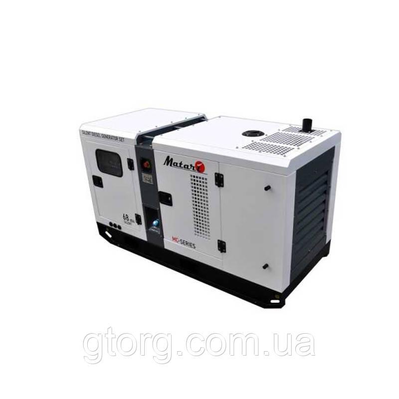 Дизельный генератор Matari MR90