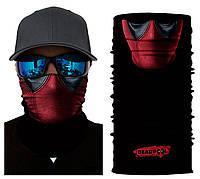 Бафф - маска Deadpool