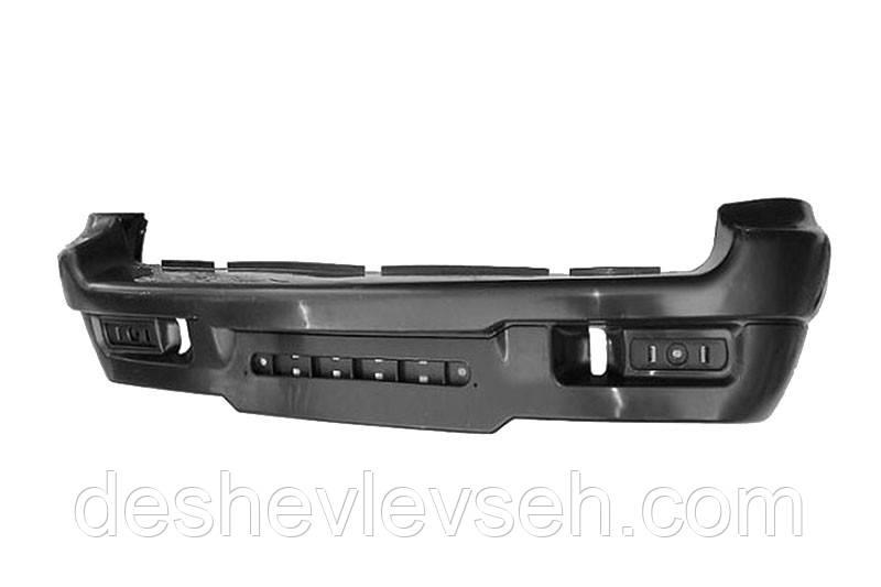 Бампер ВАЗ-2123 НИВА-ШЕВРОЛЕ задний Н/О, 2123-2804015-01 (Сызрань)