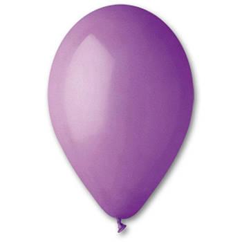 """Повітряні кулі GEMAR 5""""/49КП(13см) Пастель Лавандовий (Lavender)"""