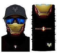Бафф - маска Iron Man