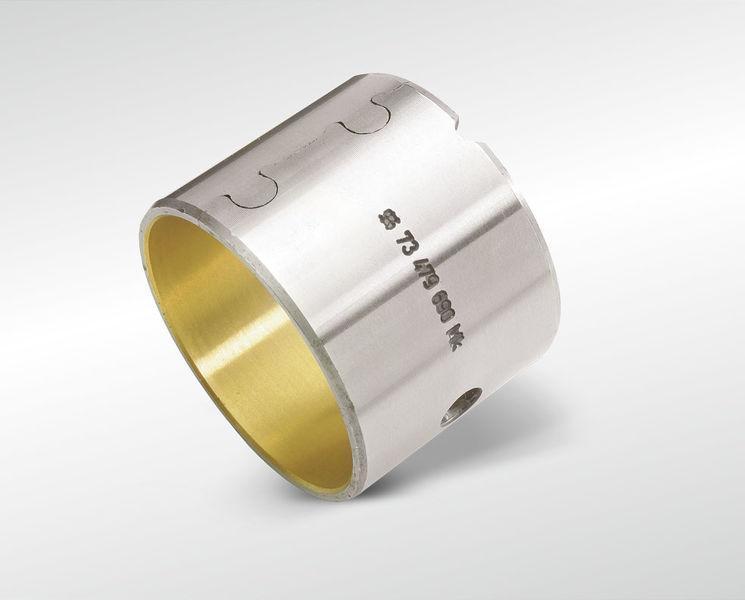 Втулки шатунні MB 2.0 D/2.4 D OM615/OM616 26мм.(4CYL) (KS) 87341690