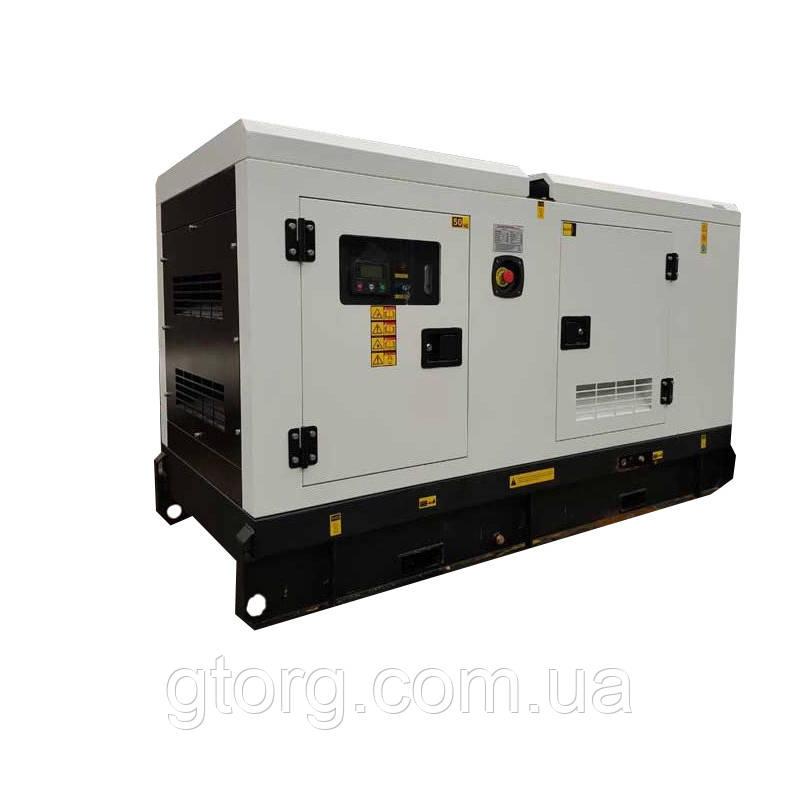 Дизель генератор 50 кВт DK-66
