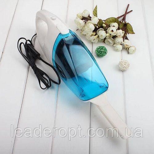 [ОПТ] Компактний автомобільний пилосос High Power Vacuum Cleaner для прибирання салону авто