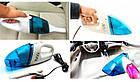 [ОПТ] Компактный мощный автомобильный пылесос High Power Vacuum Cleaner для уборки салона авто, фото 4