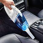 [ОПТ] Компактний потужний автомобільний пилосос High Power Vacuum Cleaner для прибирання салону авто, фото 5