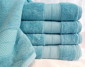 Полотенце микрокоттон Blue