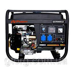 Бензиновый генератор GG9000LE 6,6 кВт
