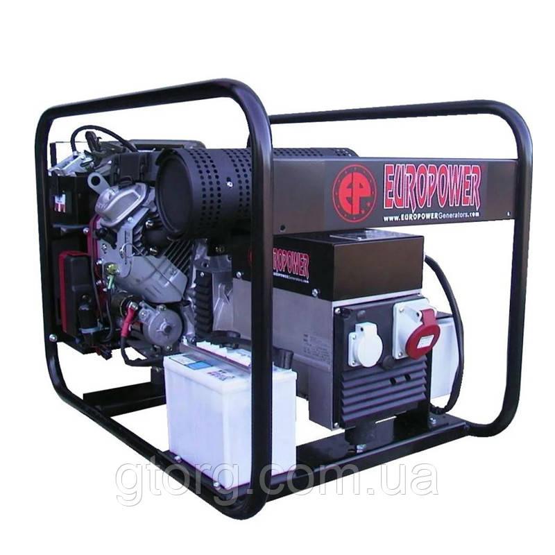 Бензиновый генератор EP10000E (10 кВт)