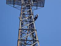 Монтаж и демонтаж вышек мобильной связи. Обслуживание металлоконструкции.