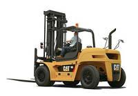 Вилочные погрузчики CAT Lift Trucks