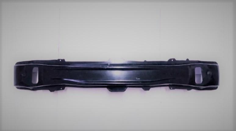 Підсилювач переднього бампера метал Renault Logan grog Корея