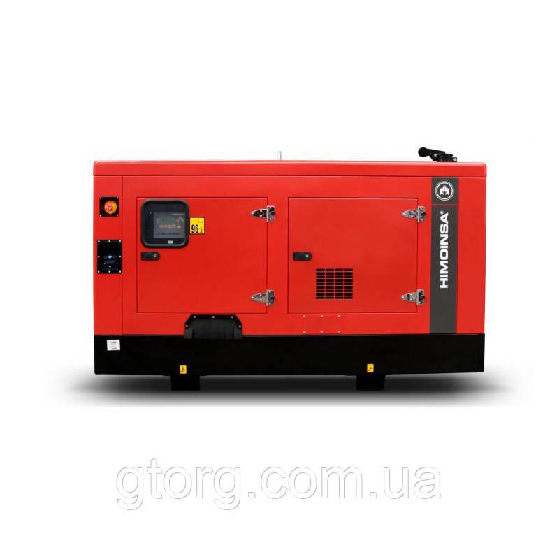 Дизель генераторы Himoinsa (Испания) 5 - 2300 кВА