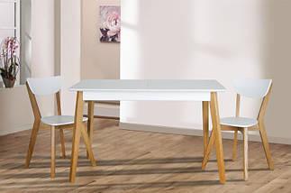 Обеденный стол Сингл (Ножки дуб) Микс Мебель, фото 3