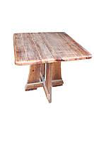 Стол кухонный из натурального дерева массив сосна