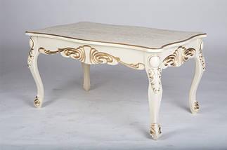 Журнальный стол Скарлет (Слоновая кость), фото 3