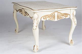 Журнальный стол Скарлет (Слоновая кость), фото 2