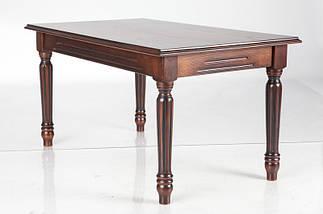 Журнальный стол Готика (Тёмный орех/Слоновая кость), фото 3