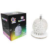 Новогодняя диско лампа LASER LW DL02