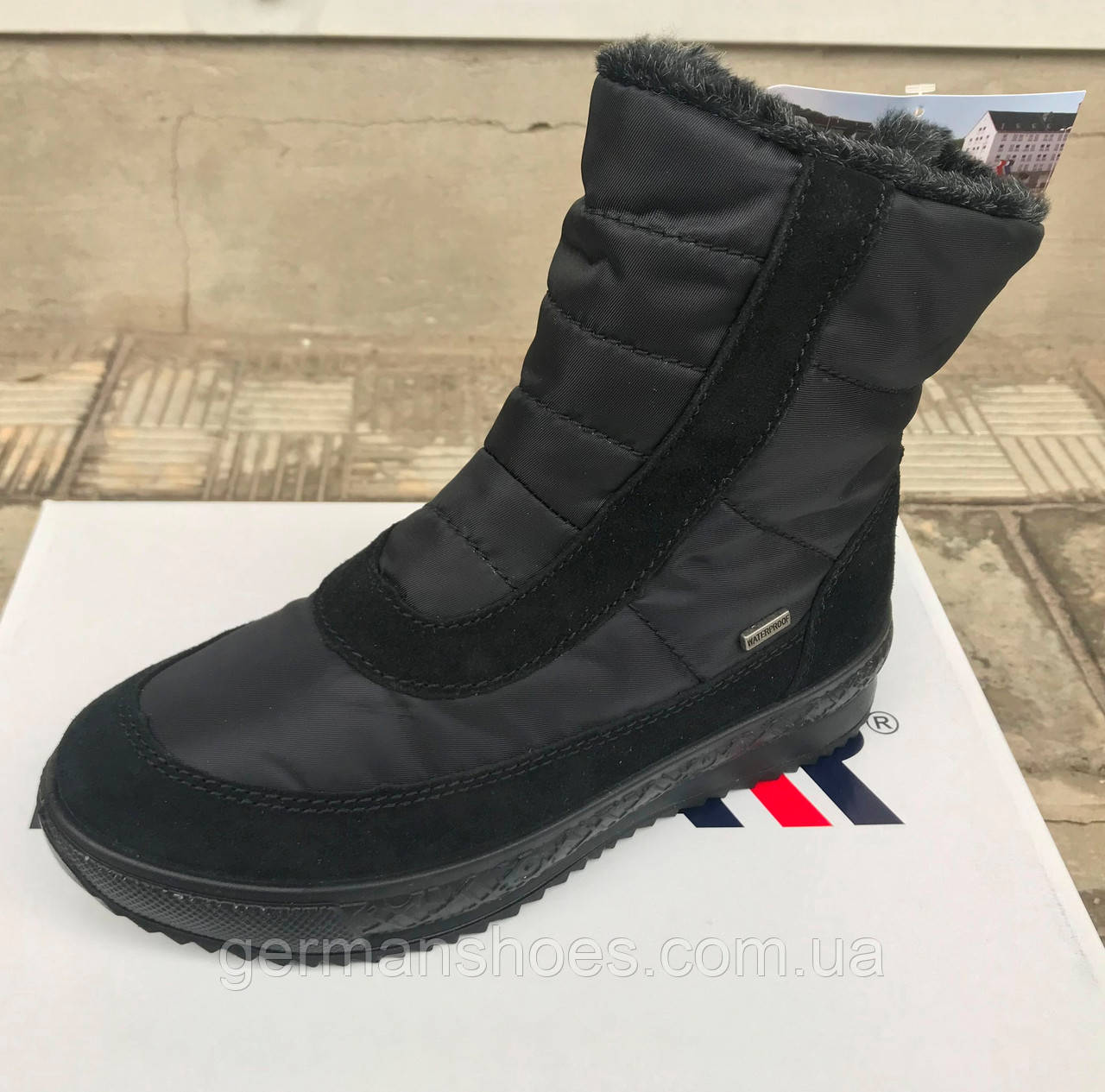 Ботинки женские Romika 8201R111