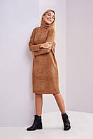 Теплое платье 42,44,46 размеры