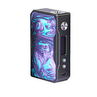 Батарейный мод Voopoo Drag 157W TC Black Turqouise 9026997080140005