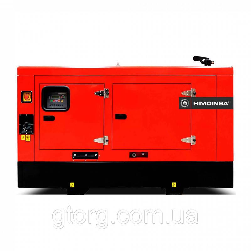 Дизельный генератор Himoinsa (Испания) HYW-20 T5 (20кВА/16кВт)